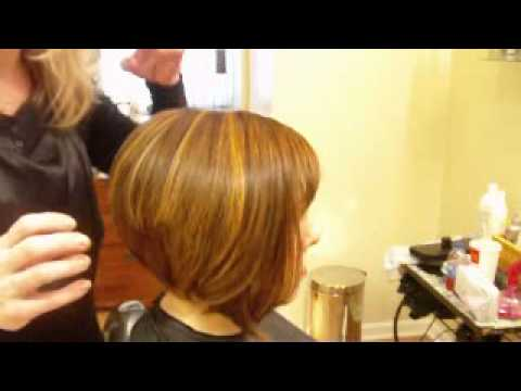 How To Do Brown Hair Color With Blonde Highlights Part 3 Of 3 Final Results