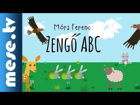 Móra Ferenc: Zengő ABC - Halász Judit előadásában | MESE TV thumbnail