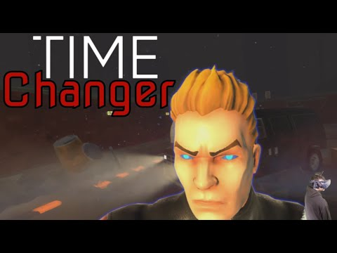 Time Hacker - Faster then the speed of VR