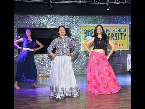Fresher's party at Mjrp University Jaipur