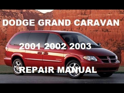 2002 dodge grand caravan sport owners manual