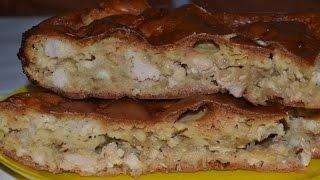 Пирог с фаршем очень ПРОСТОЙ и ВКУСНЫЙ РЕЦЕПТ. Как приготовить мясной пирог быстро.