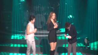Mariah Carey in Korea: Funny Clip from Yoo Hee-yeol's Sketchbook  Taping