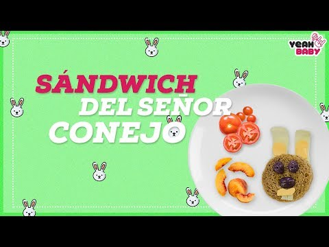 Lonchera: Sándwich del Señor Conejo  Daniela Vidal y Nicolás de Zubiría  Yeah Baby
