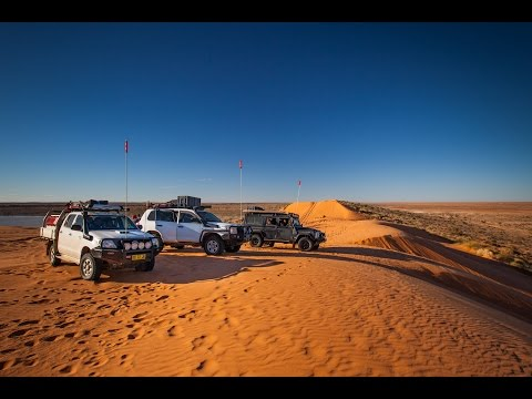 Birdsville, Big Red and Beyond the Simpson Desert