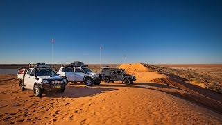 Birdsville, Big Red and Beyond the Simpson Desert