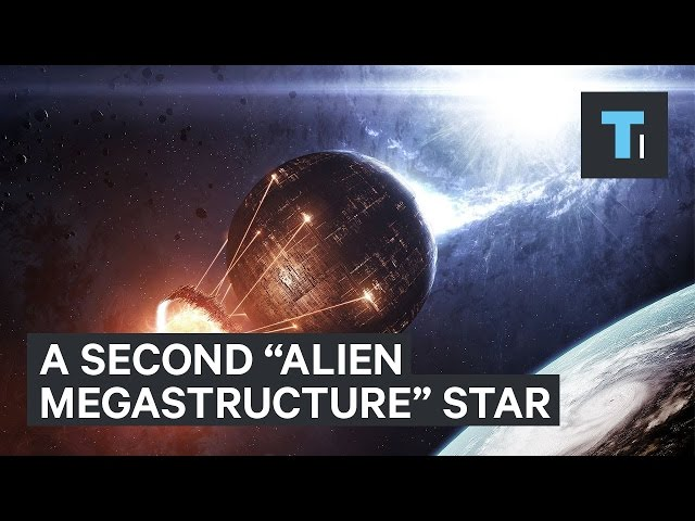 Image result for ASTRONOMERS DISCOVERED A SECOND 'ALIEN MEGASTRUCTURE' STAR THAT'S EVEN STRANGER THAN KIC 8462852
