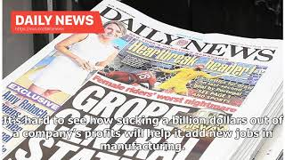 Daily News - Ford Layoffs & Trump Tariffs: The Real Story