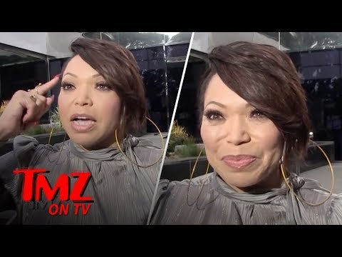 Tisha Campbell Talks Parenting And Getting Outmatched By Her Son!  TMZ TV