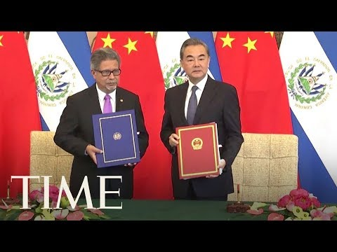 Taiwan's Diplomatic Isolation Deepens As El Salvador Defects To Beijing | TIME