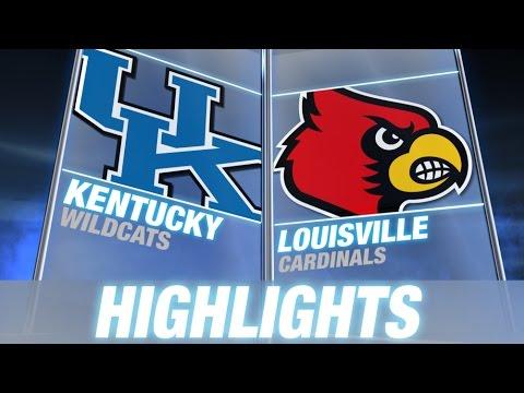 Kentucky vs Louisville | 2014 ACC Football Highlights