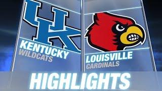 Kentucky vs Louisville   2014 ACC Football Highlights
