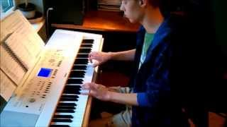 R. Pauls - Baltā Dziesma (klavieres/piano cover) - Arranged by Toms Mucenieks