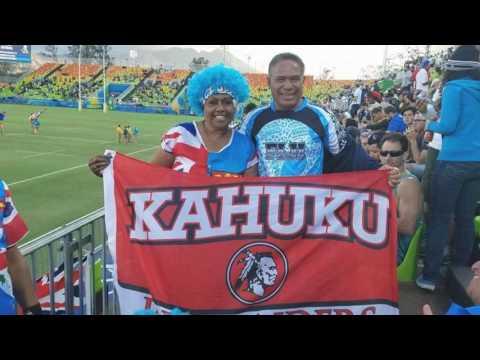 Finalist 4- Kahuku High School (Kahuku, HI)