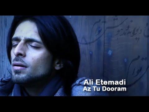 Ali Etemadi - Az Tu Dooram (Love Song) - Official Music Video 2014 HD w. Lyrics