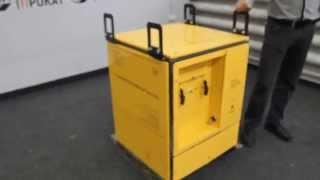 видео трансформаторы для прогрева бетона и грунта