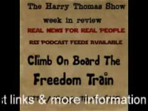 The Harry Thomas Show - Charlie Sheen Has 20 points about 9-11 and more 1 of 10