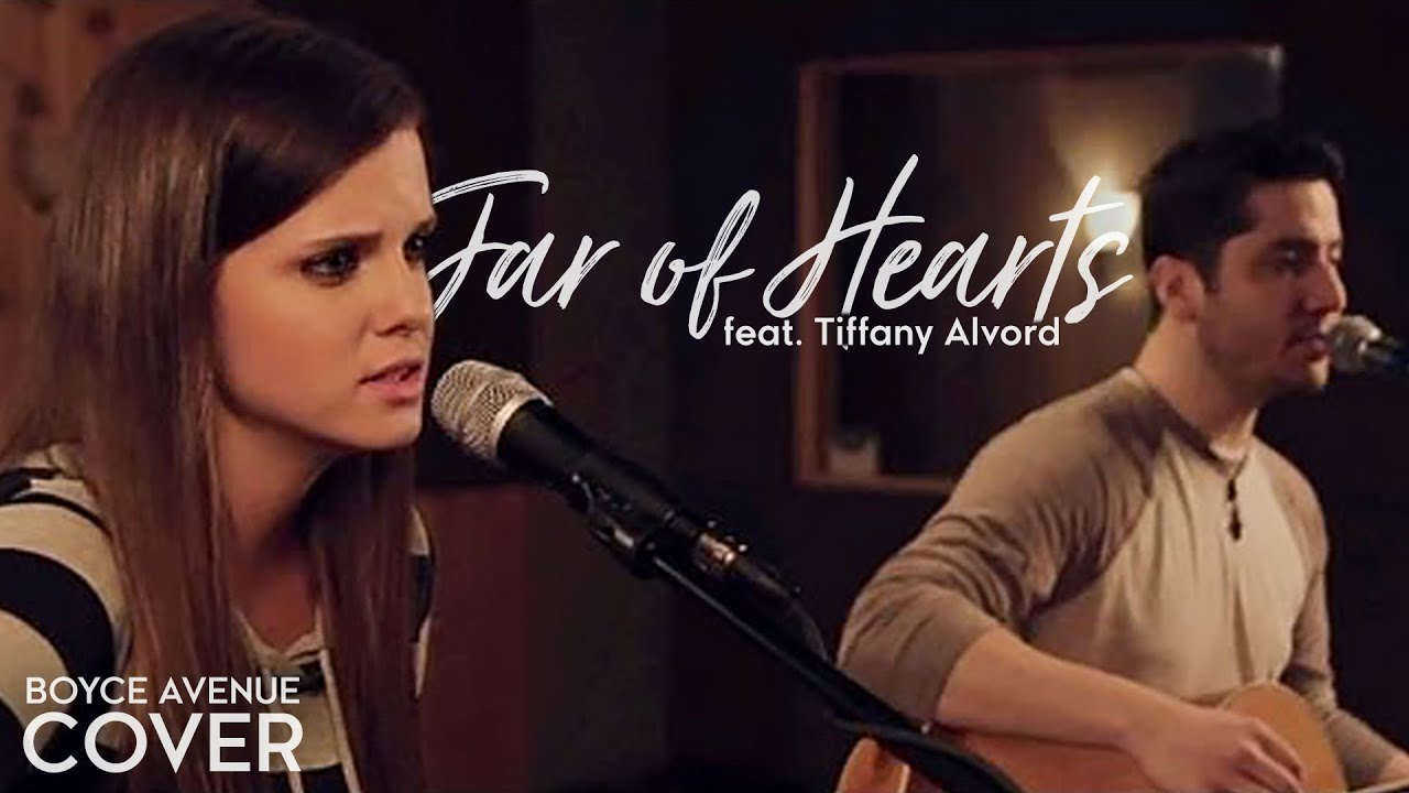 Download Jar of Hearts - Christina Perri (Boyce Avenue ft. Tiffany Alvord acoustic cover) on Spotify & Apple