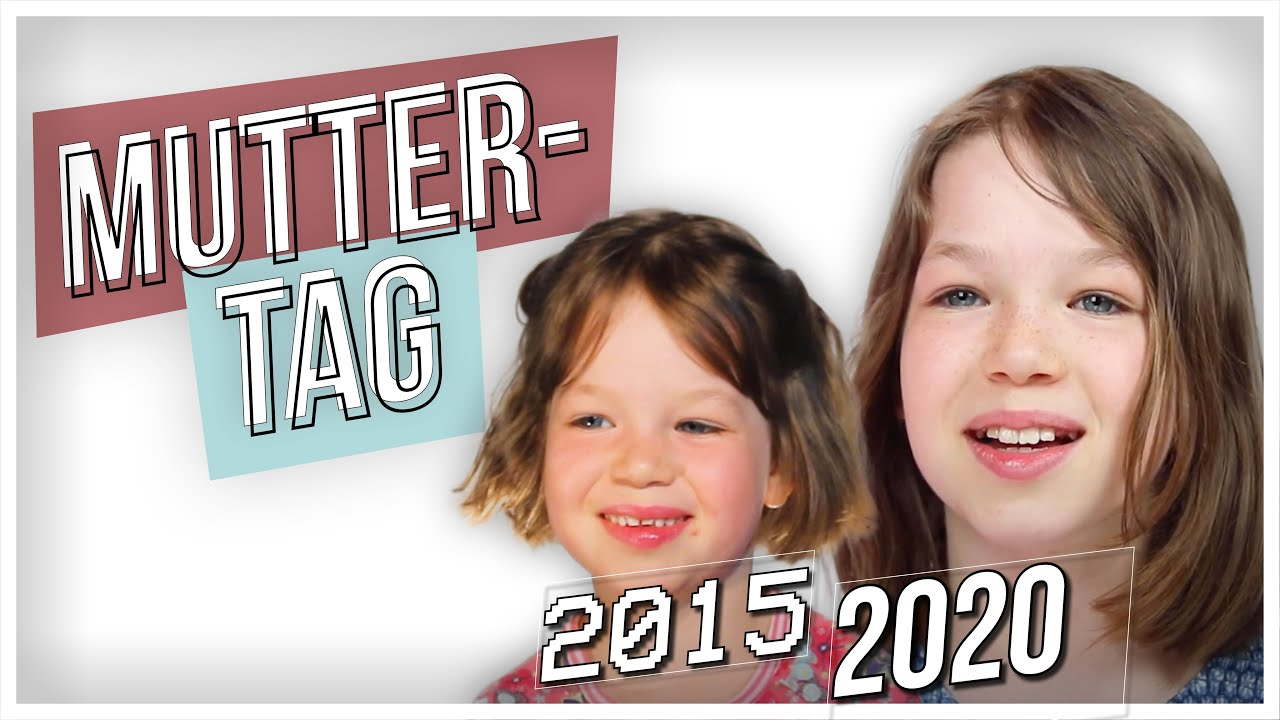 Muttertag - 2015/2020 ️ - YouTube