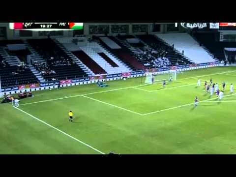 Qatar v Palestina 1T