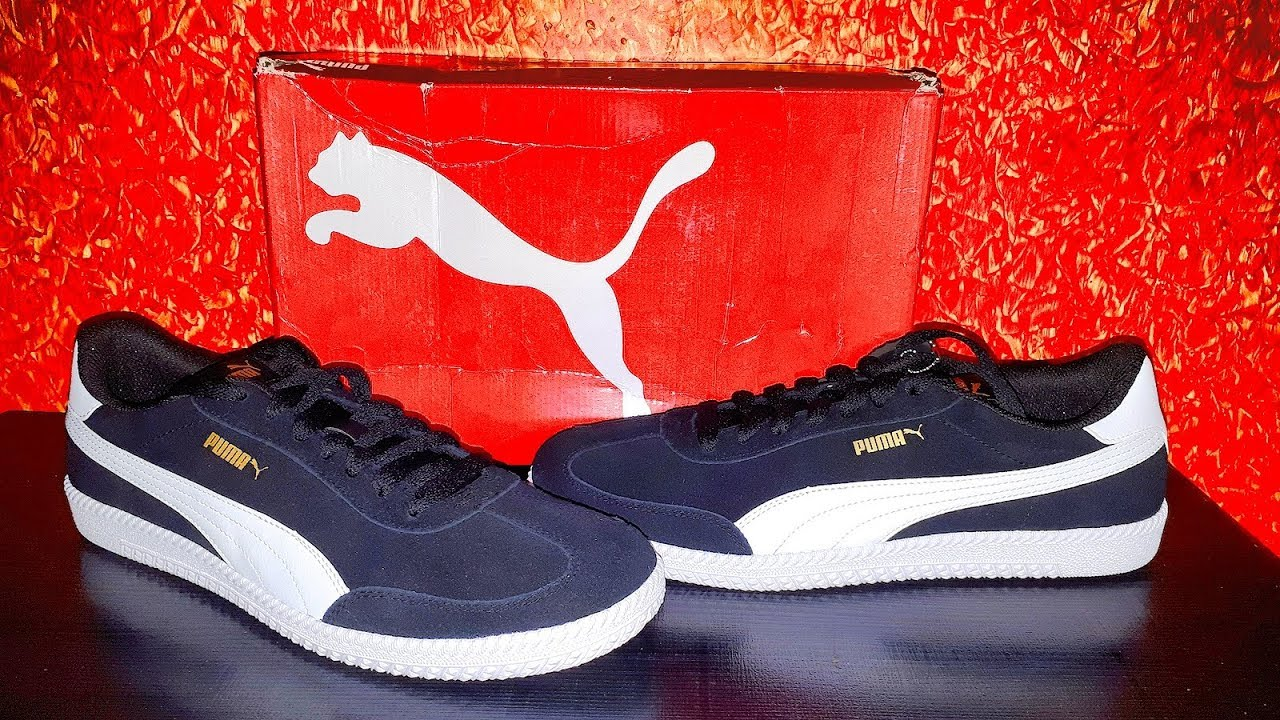 UNBOXING Puma 63 Men s Astro Cup Leather Sneakers7(2018) - YouTube e504edbf3