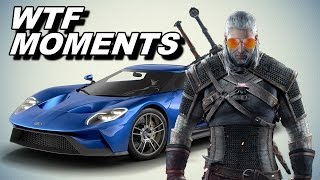 RANDOM MOMENTS - VIDEO GAMES