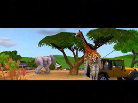 dibujos animados de la jirafa dibujos animados para nios  YouTube
