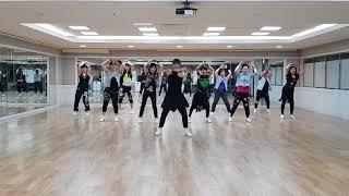 Loving Sex Bomb Line dance (Beginner Level)