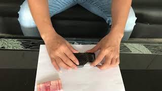 M04 Carbon slim wallet