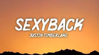 Justin Timberlake - SexyBack (Lyrics) Come here, girl Go 'head, be gone with it