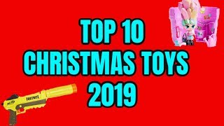 Top 10 Christmas Toys For Christmas 2019 | Best Christmas Toys 2019 | Gift Ideas For Kids 2019