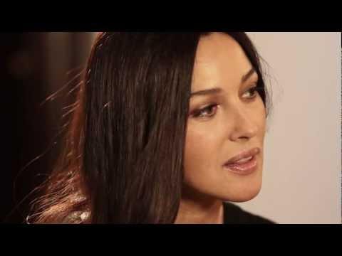 Monica Bellucci interview