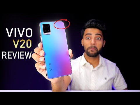 Vivo V20 *Honest Review* After 10 days - Buy or Not ?