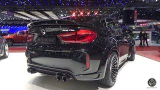 2016 BMW X6M Hamann - 2016 Geneva Motor Show