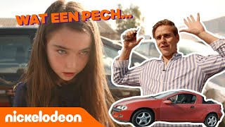 Isa neemt wraak op Mark?! 😱 | De Viral Fabriek | Nickelodeon Nederlands