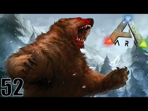 JE CAPTURE UN OURS IMMENSE ! | ARK: Survival Evolved ! #Ep52