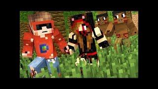 Minecraft сериал Прошлое можно вернуть 2 сезон / 3 серия Спасение девочки