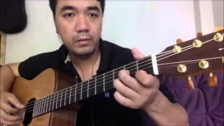 TIENG SAO PHIEU BONG - Lam Truong (刀剑如梦) - [Guitar Solo] [K'K]