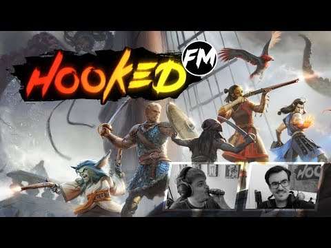 Hooked FM #172 - Pillars of Eternity 2, State of Decay 2, House Flipper, Rage 2, Star Fox & mehr!