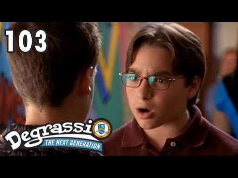 Degrassi 103 - The Next Generation | Season 01 Episode 03 | Family Politics