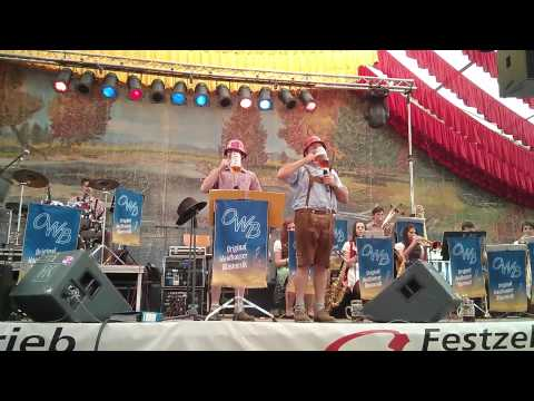 Fröhliches Frühlingsfestt(Bayern), Веселый весенний праздник(Бавария),Jolly spring holiday(Bavaria)