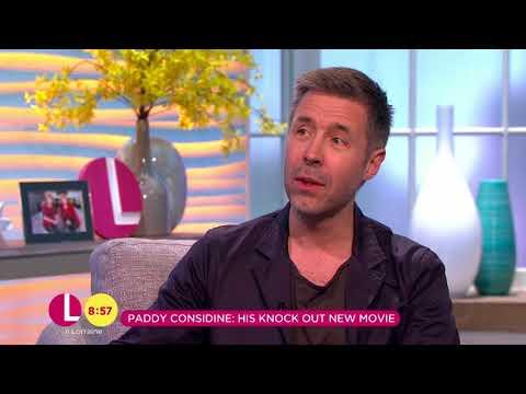 Paddy Considine on His Asperger's Diagnosis | Lorraine