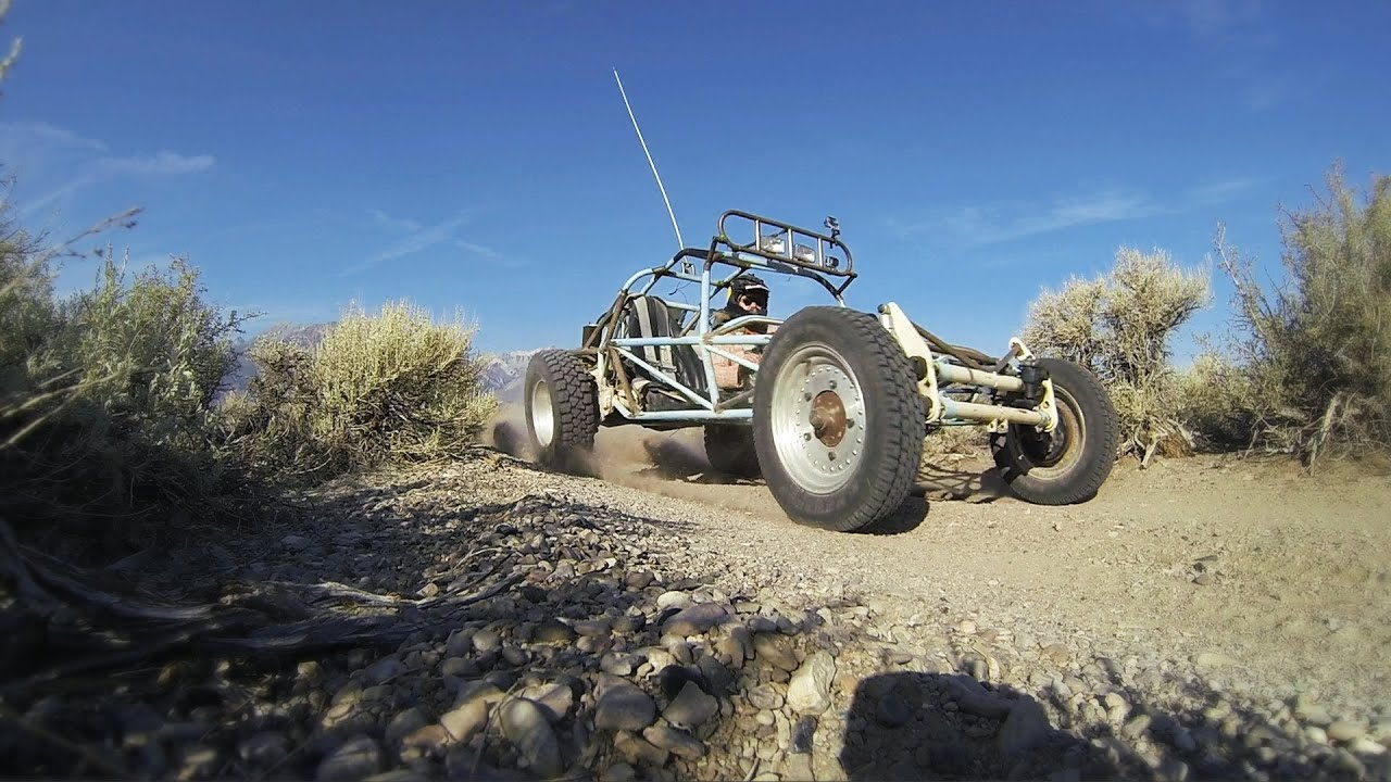 GoPro: John Jackson Sand Rail