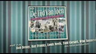 DE TIJD VAN TOEN - 3CD - TV-Spot