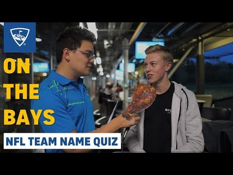 On The Bays: NFL Team Name Quiz