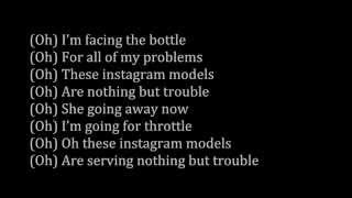 Instagram Models - Charlie Puth [Lyrics]