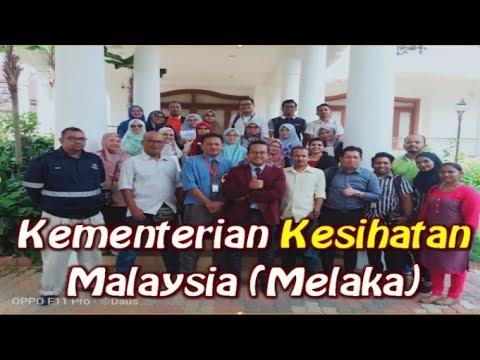 Kursus media sosial @ KKM Melaka