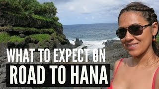 Preview Road To Hana in Maui Hawaii and What To Expect!