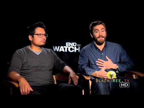 "Michael Peña & Jake Gyllenhaal ""Stigma W/ Police"" | END OF WATCH"