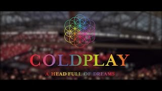Coldplay AHFOD Tour 2016 Gelsenkirchen | Aftermovie